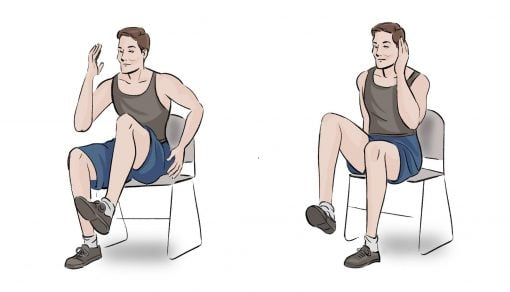 Seated Trot