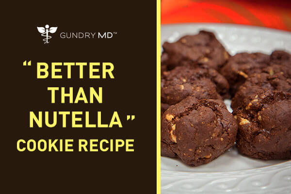 Nutella cookie recipe | Gundry