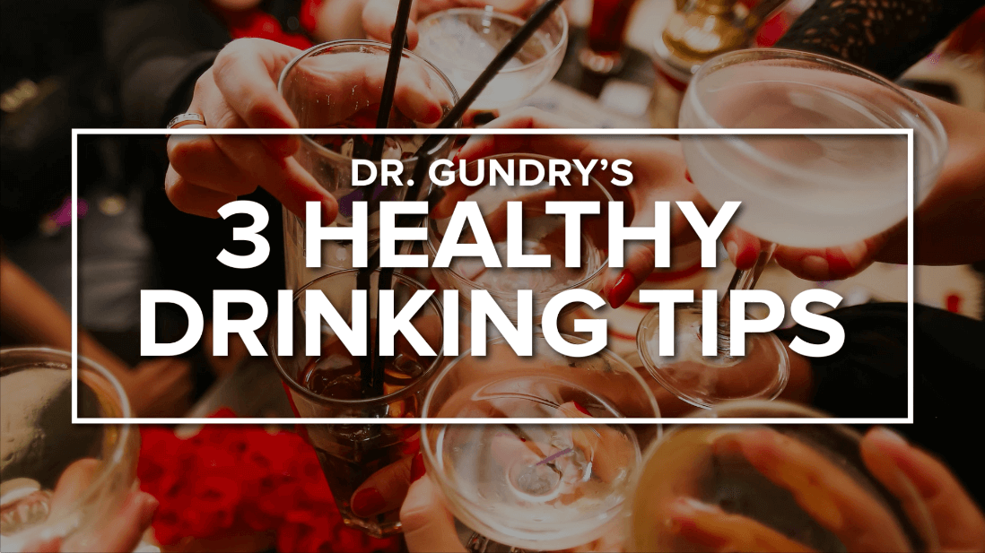 Holiday Drinking Tips | Gundry