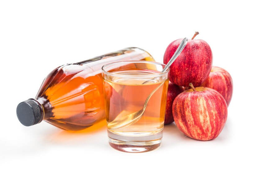 [News] Apple Cider Vinegar Helps Fight Body Fat (+ more)
