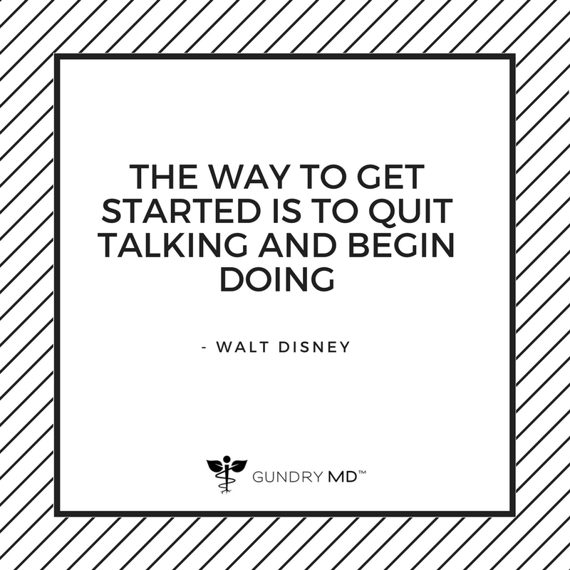 Walt Disney Quotes | Gundry