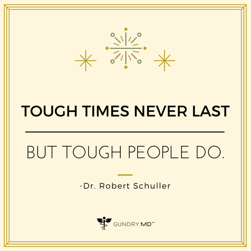 Dr. Robert Schuller Quotes | Gundry