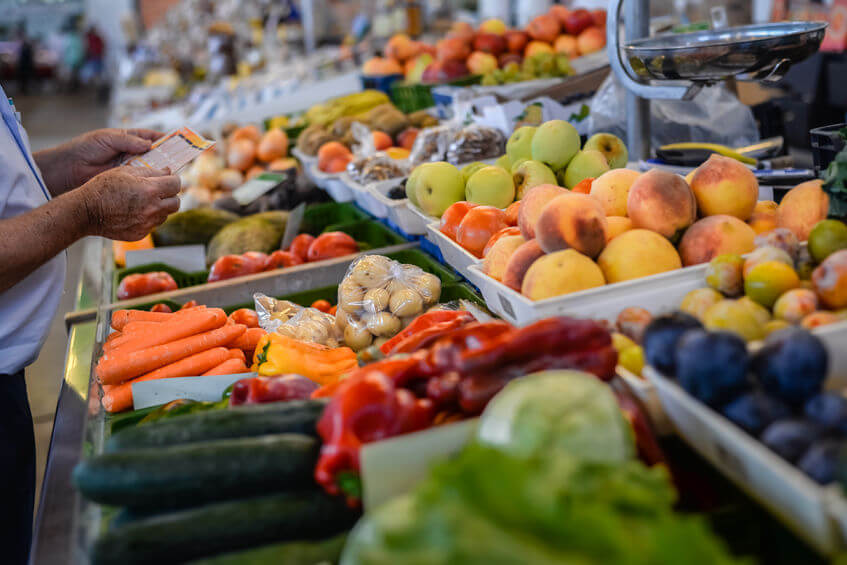 [NEWS] Fruits and Veggies Help Keep Weight off, Study Says