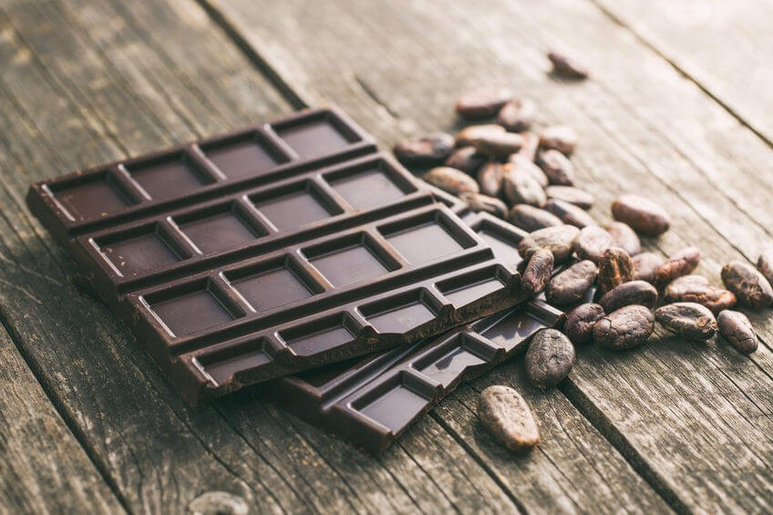 [NEWS]: Heart Healthy Chocolate? A new study says, YES!