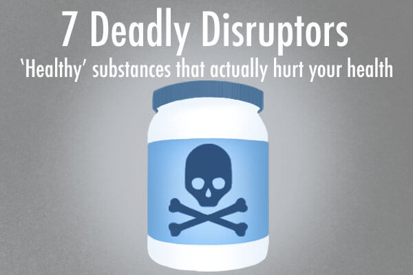 deadly disruptors | Gundry