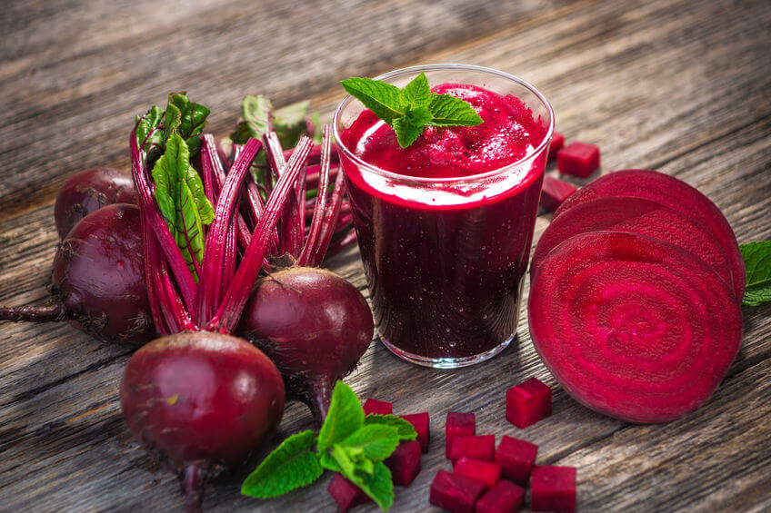 [NEWS]: Drinking Beetroot Juice May Boost Your Workout
