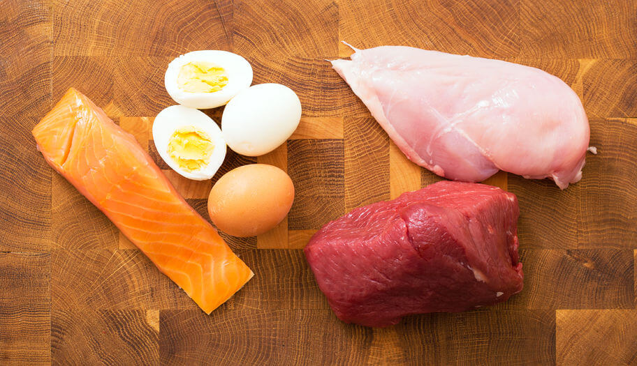 l-ornithine foods